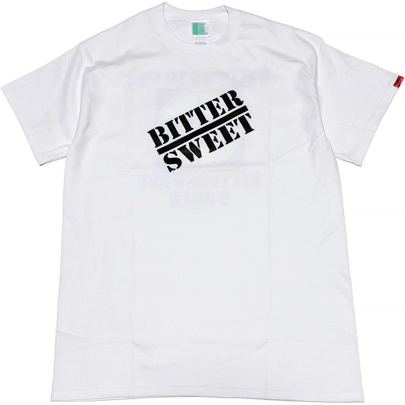 BitterSweet World S/S Tee ホワイト