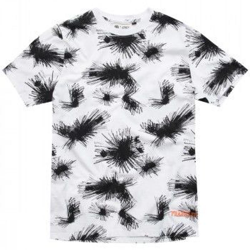 (FRANKLIN&MARSHALL)  INK ALL OVER Tシャツ