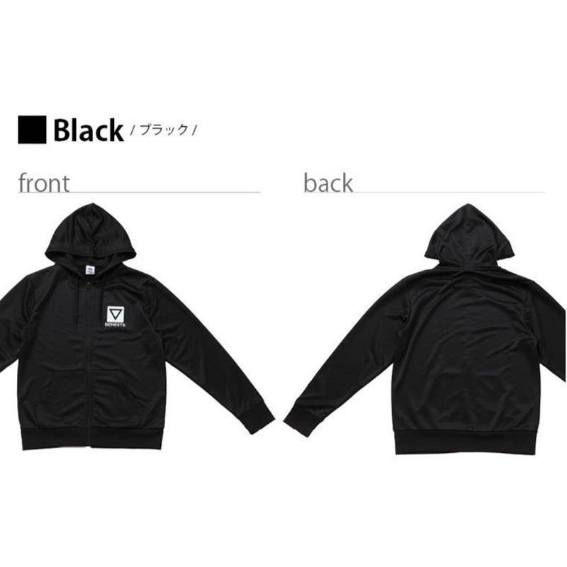 (BENESTA)  BENESTA hoodie ブラック
