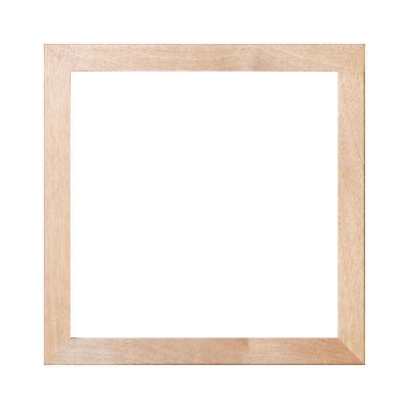 スタンダード・正方形100角 木 (spf005CL)