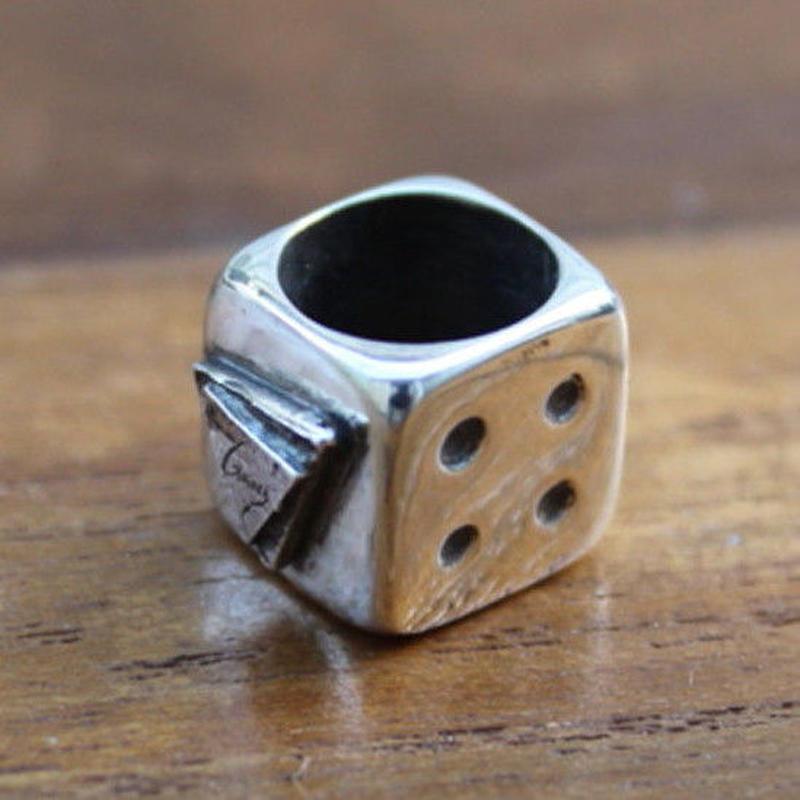 Smoke Cut Necklace(silver)