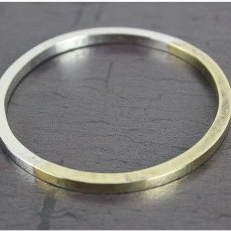 Moon Bangle(square)