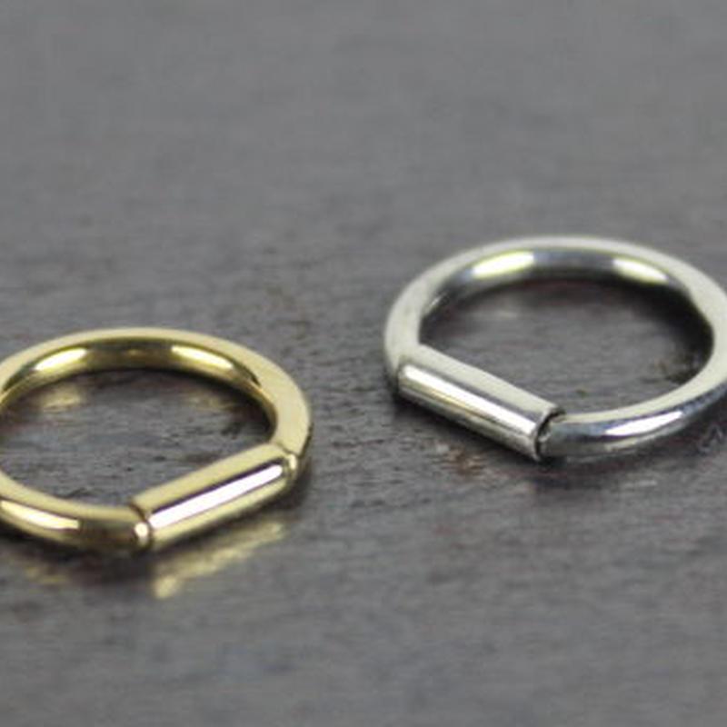 Ring Pierce(silver) 1P