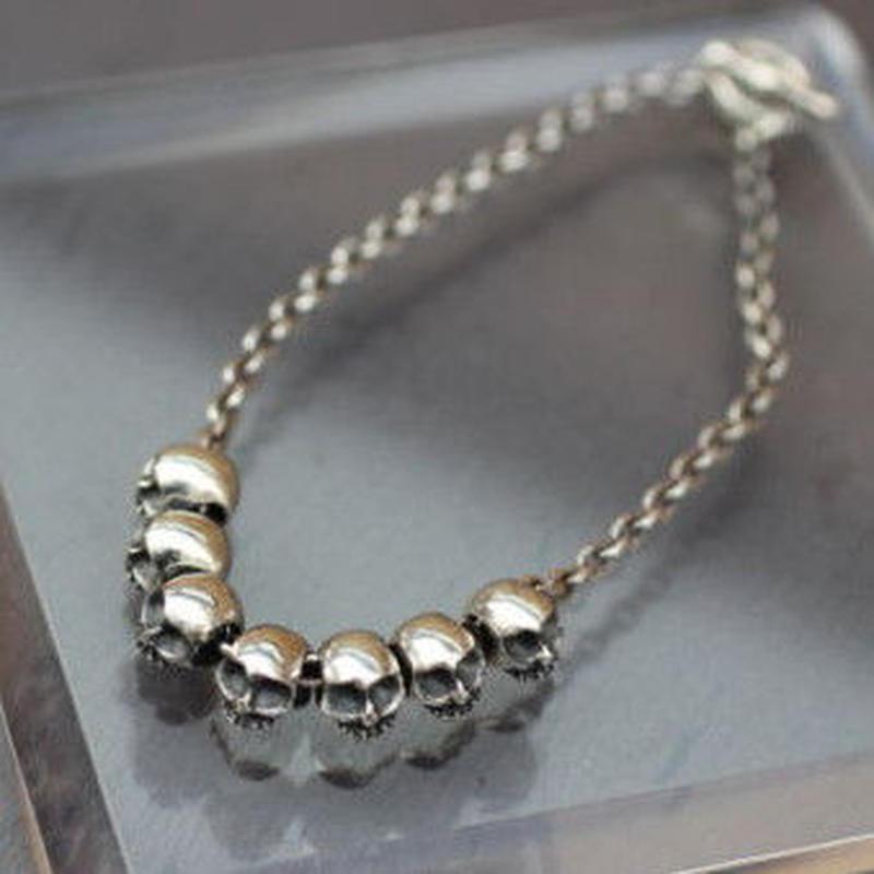 Catacombe Skull Bracelet
