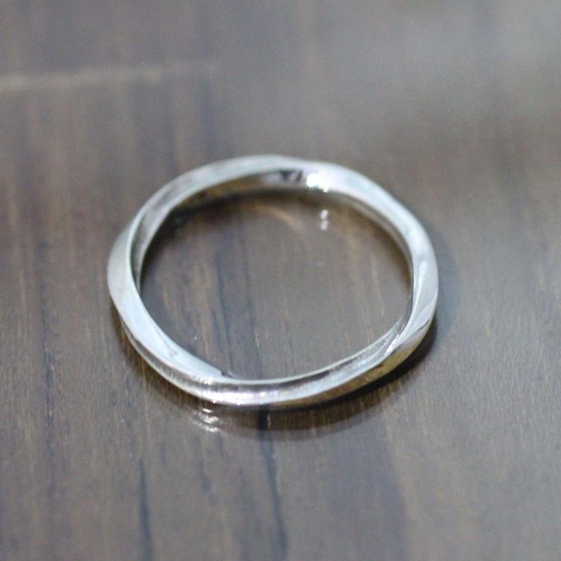 fruent ring(Silver)