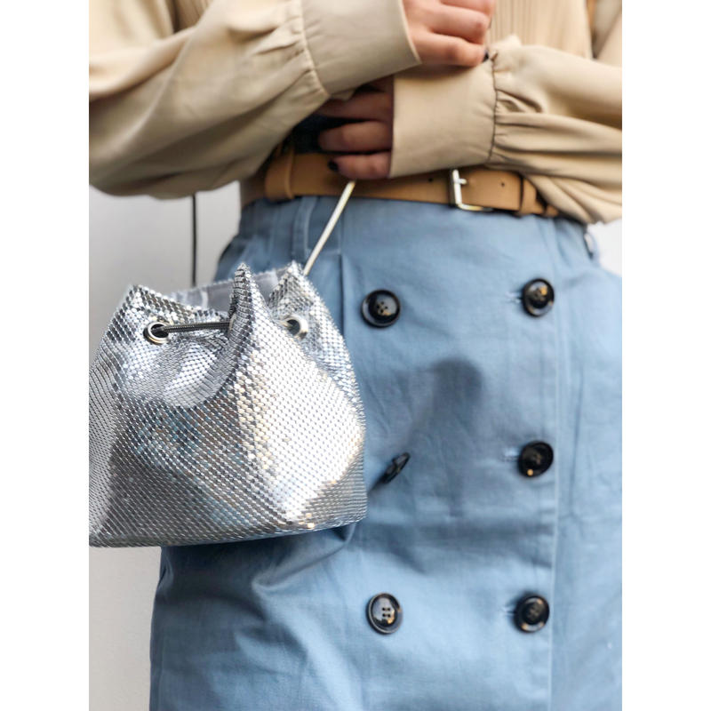 RHINESTONE SHINY MINI BAG
