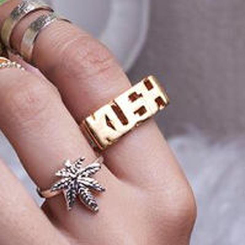 【VIDAKUSH】Kush Ring