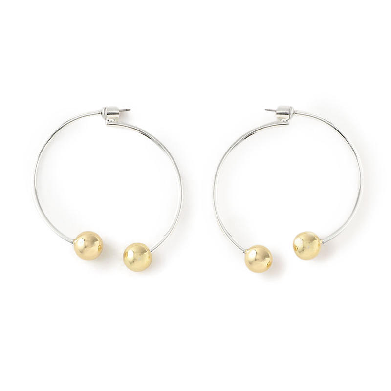【CHEAP MONDAY】PIERCED EARRING