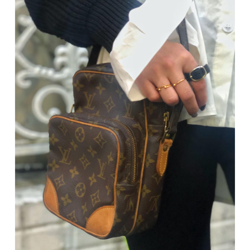 【Vintage Louis Vuitton】MONOGORAM AMAZON 0204-LARK-10