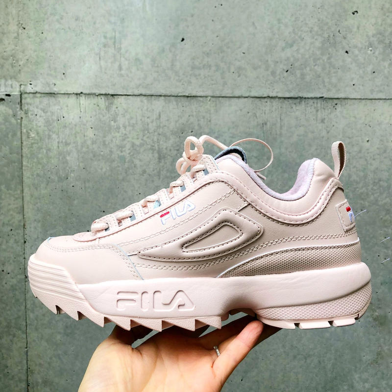 【FILA】DISRUPTOR Ⅱ - DUSTY PINK