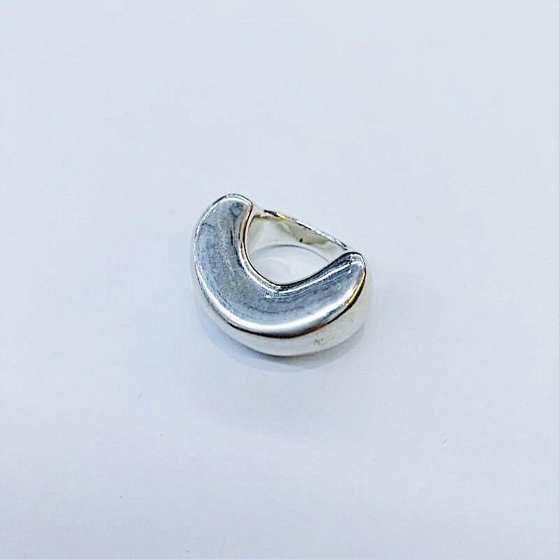 【Phismade】925 BIG MAGA RING
