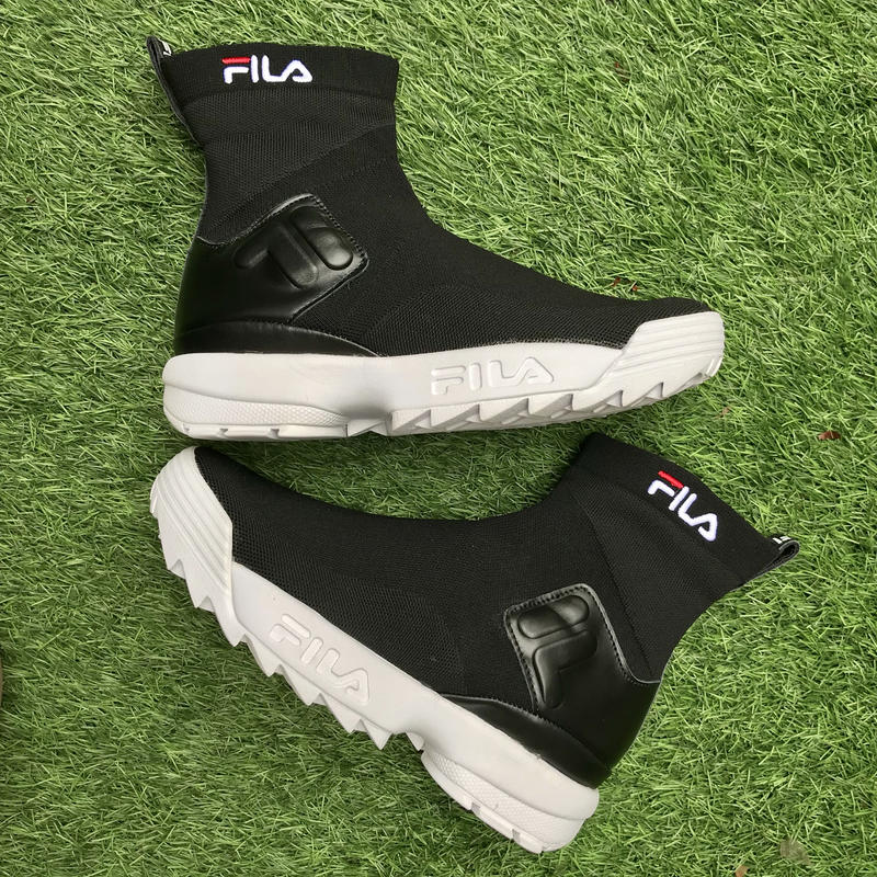 【FILA】DISRUPTOR STRETCH FABRIC