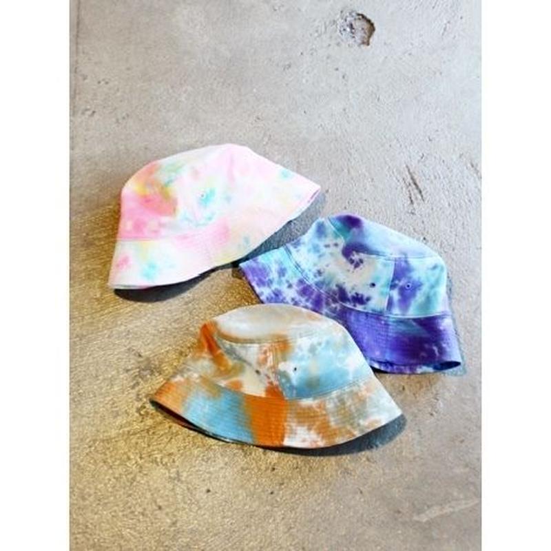 TYE-DIE BUCKET HAT