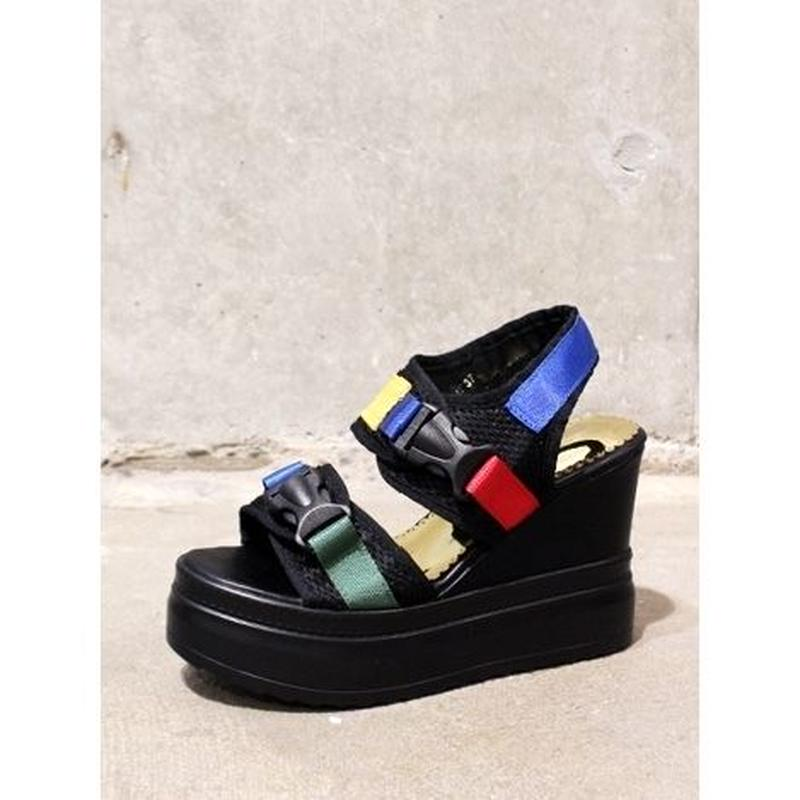 COLORFUL BELT SPORTS SANDAL