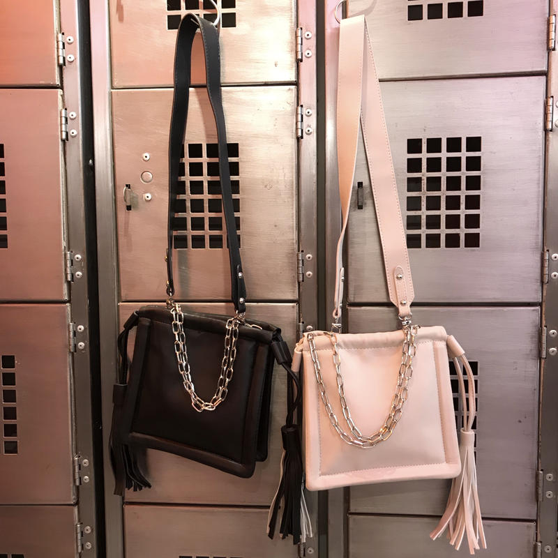 2WAY  CHAIN BAG