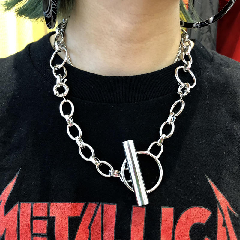 RING   CHAIN PIPE  NECKLACE