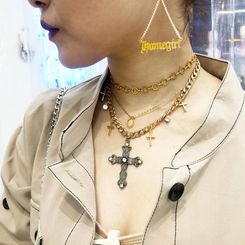 【VIDAKUSH】Duotone Cross Cho