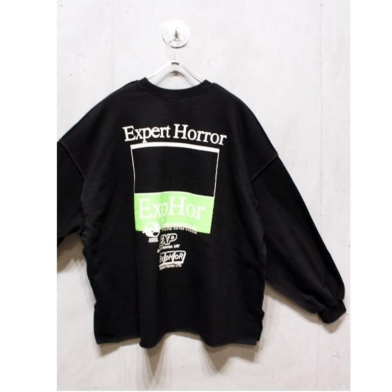 EXPART HORROR BIG SWEAT