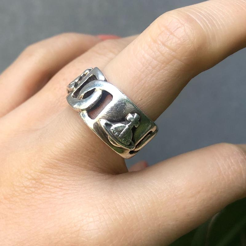 【Vivienne Westwood 】CHAIN RING