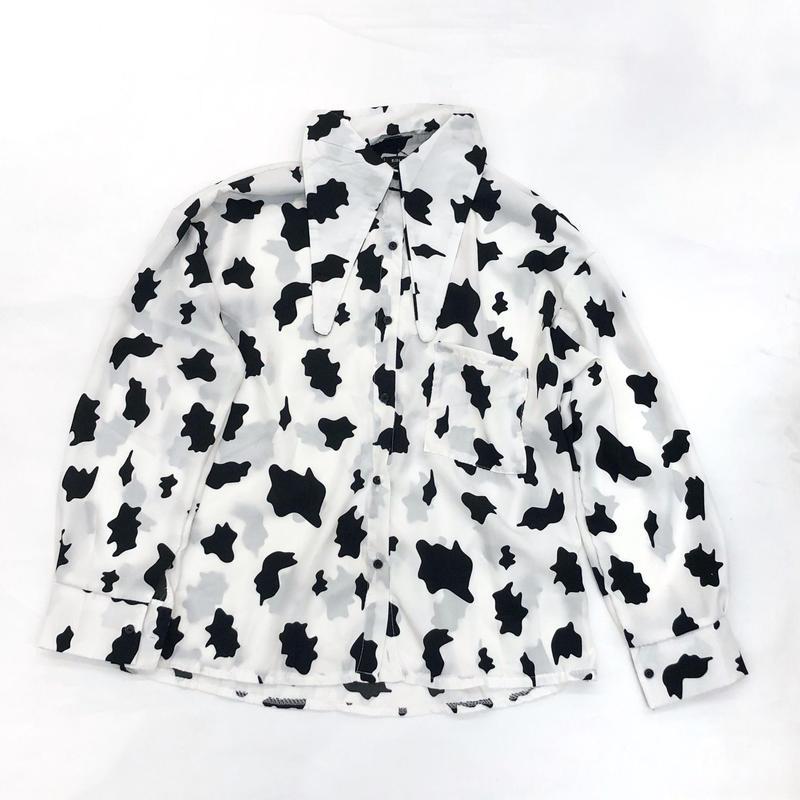 COW PRINT SHIRTS