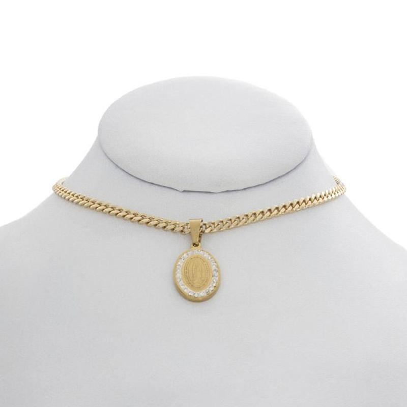【VIDAKUSH】Guadalupe Pendant Necklace