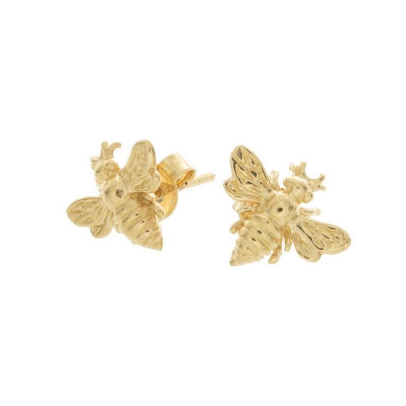 【VIDAKUSH】Bee Stud Earrings