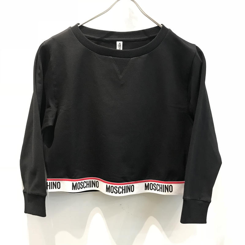 【MOSCHINO】 LOGO SWEAT