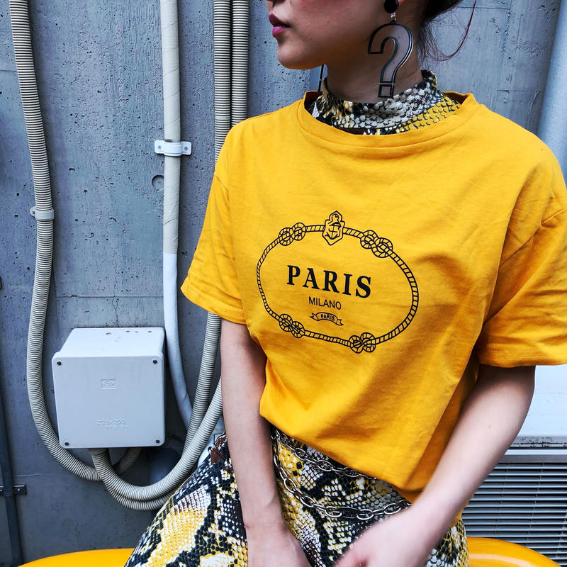 PARIS TEE