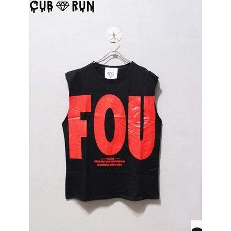 【CUBRUN】FOU TEE