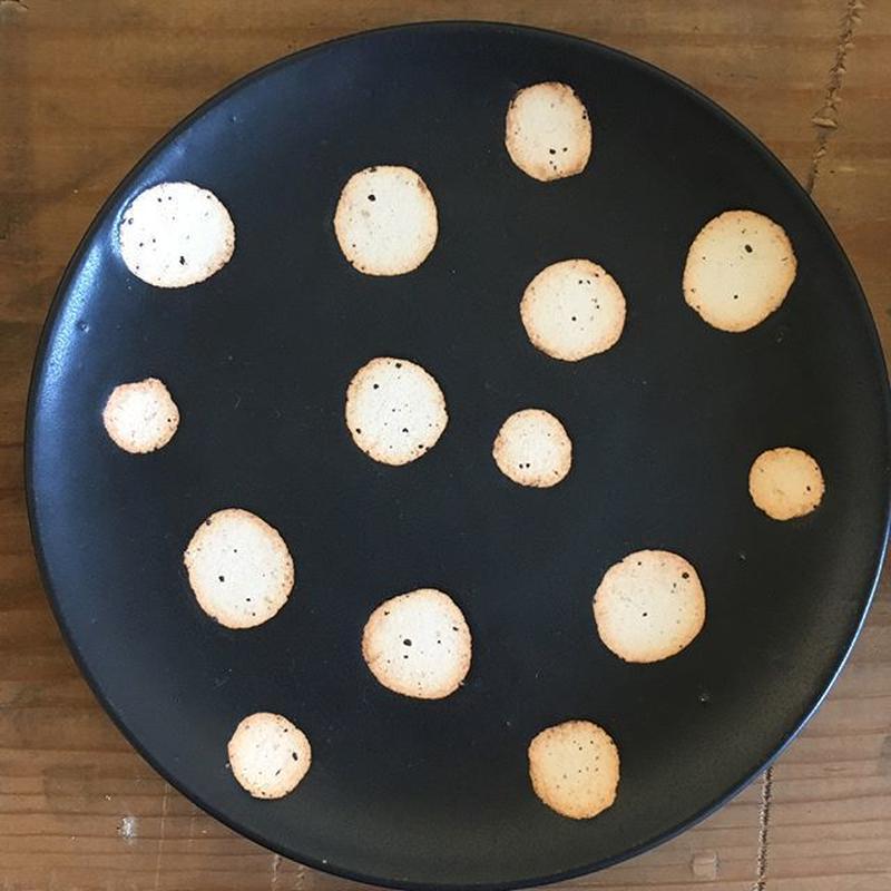 モノクロ皿
