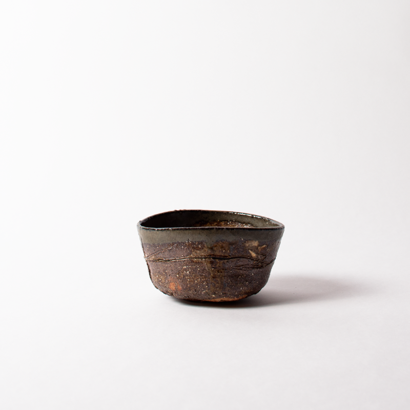 001 内田鋼一 猿楽手 茶碗