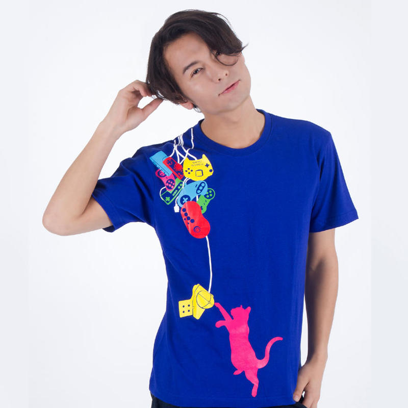 JOYCAT   T-Shirt  (BLUE)