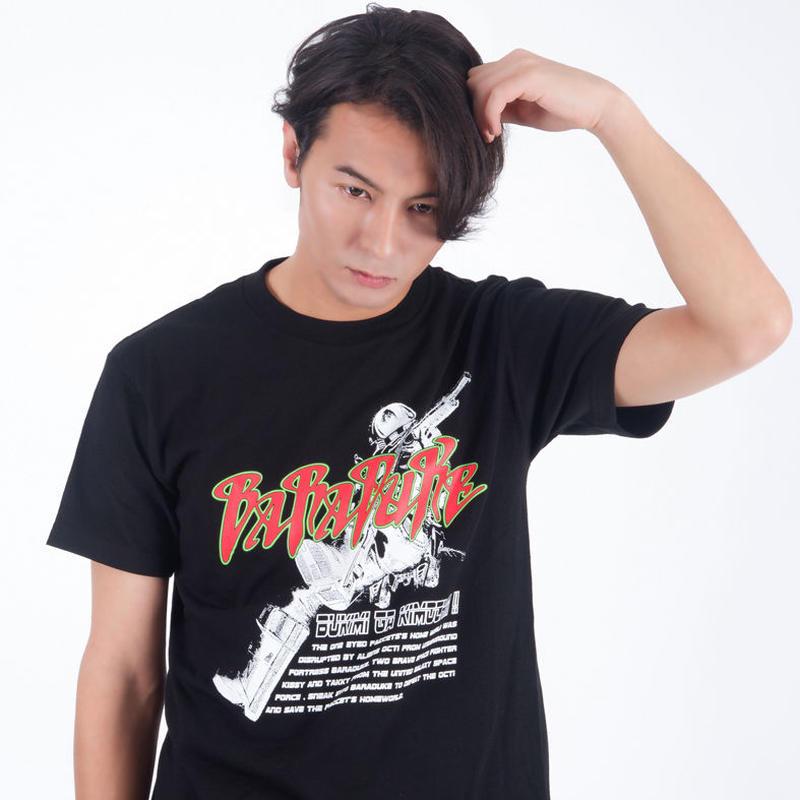バラデューク 〜 BaRaDuKe Tee〜 (Black)