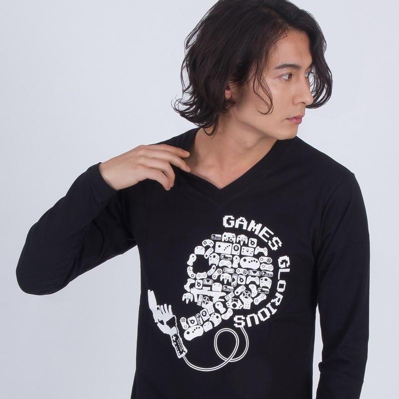 MIND CONTROL  Long T-Shirt