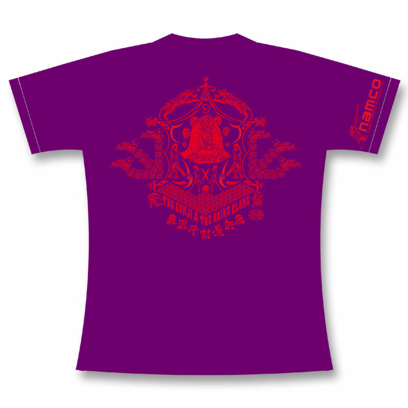 The Genji & The Heike Clans  -Arcade  Tee-  (Japan Purple)