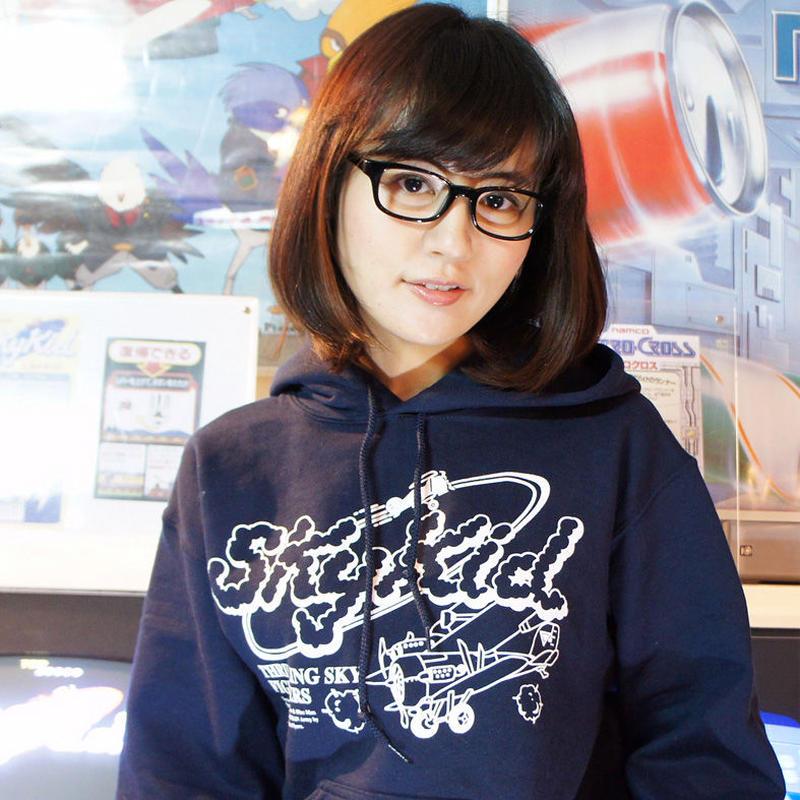 【 SKY KID 】Arcade  Hooded Sweatshirt