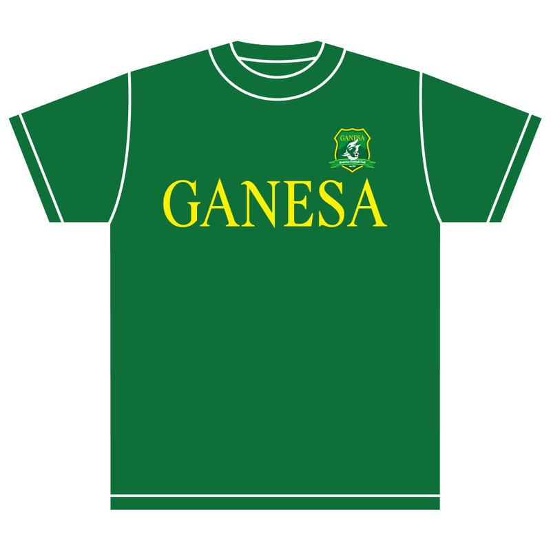 ガネーシャ静岡AFC応援Tシャツ