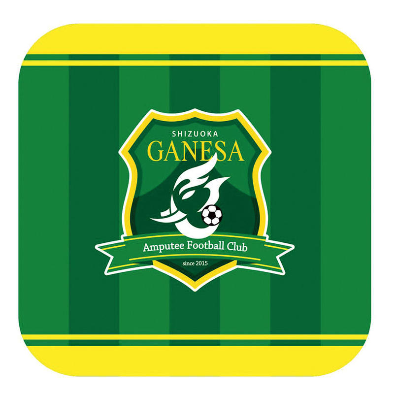 ガネーシャ静岡AFC応援ハンドタオル