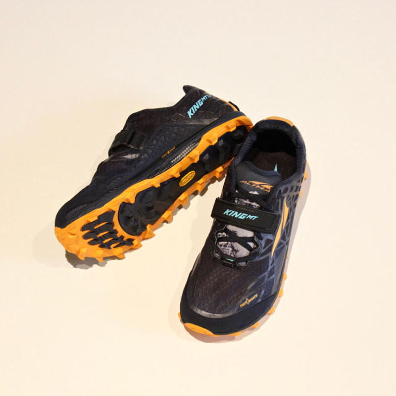 ALTRA  KING MT 1.5 M BLACK/ORANGE