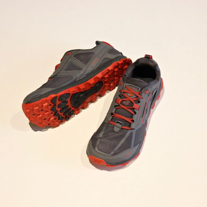 ALTRA LONE PEAK 4.0 M GRAY/ORANGE