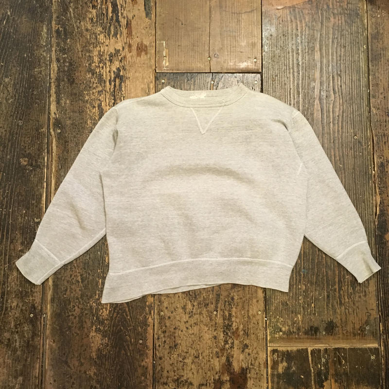 [USED] RUSSELL!50's VINTAGE SWEAT