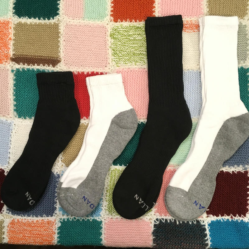[SELECT] GILDAN SOCKS  -LO & HI-