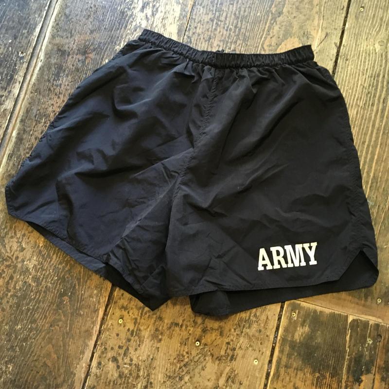 [USED] US ARMY ショーツ