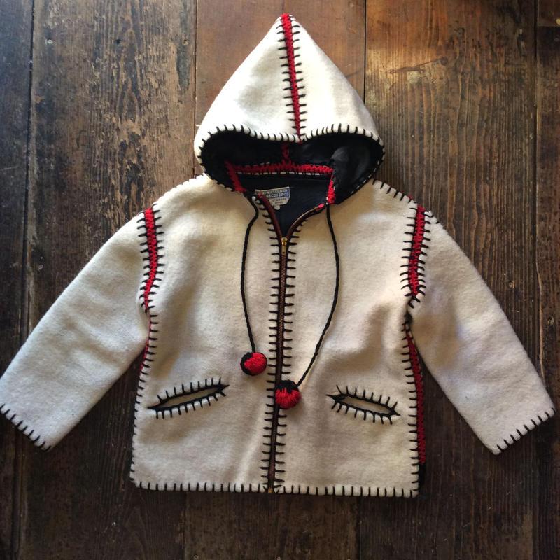 [USED] vintage Woolジャケット