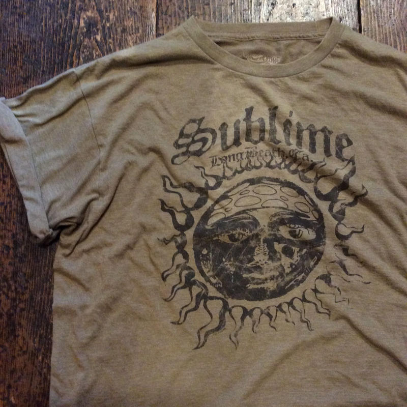 [USED] 2010's SUBLIME Tee /サブライム