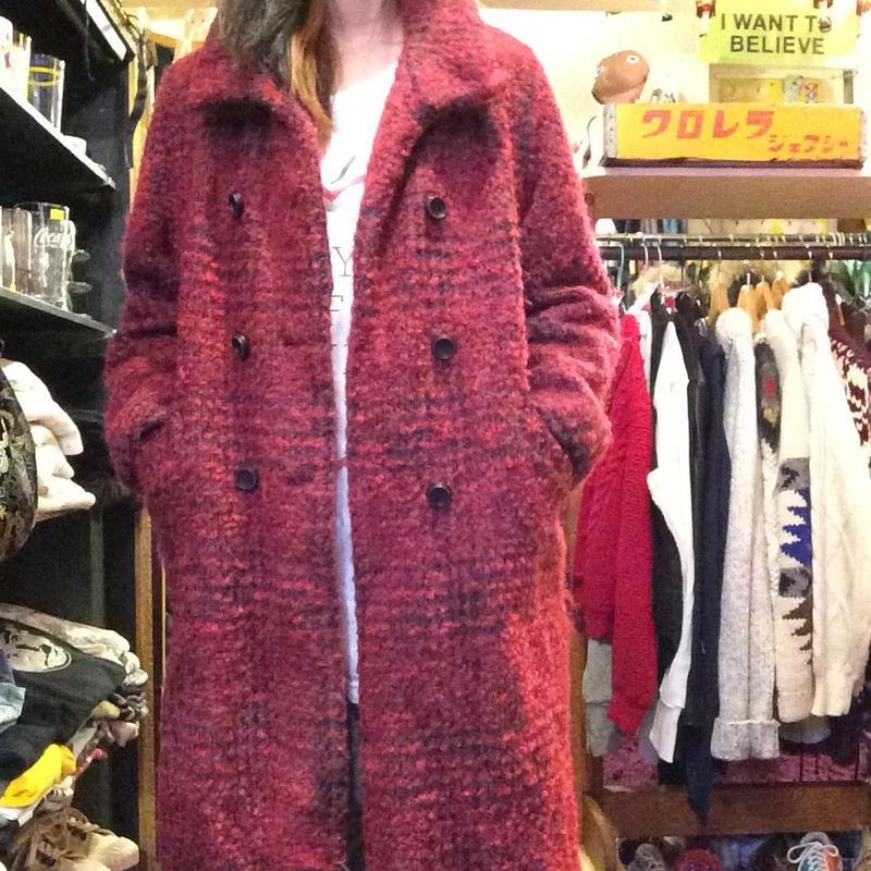 [USED] vintage WOOL COAT