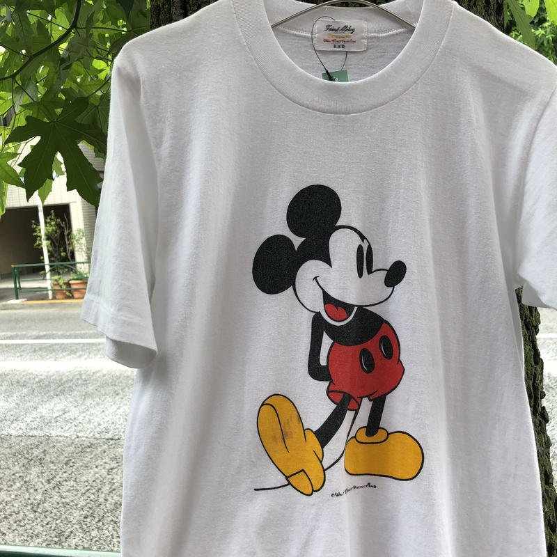 [USED] Vintage!! Mickey Mouse🐭Tee