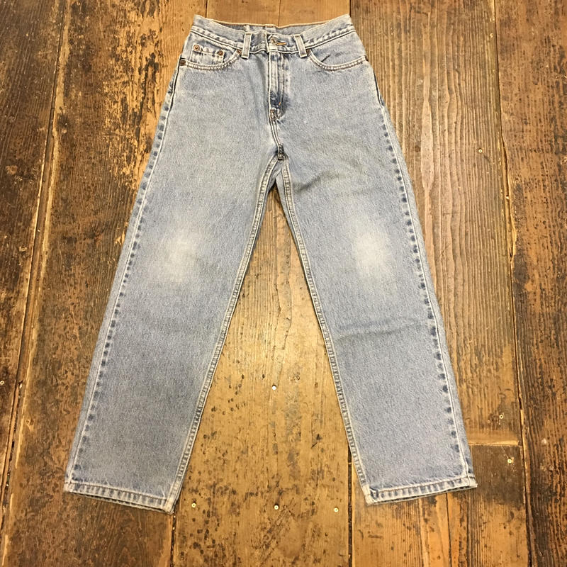 [USED] Levi's 550  RELAXED FIT REGULAR
