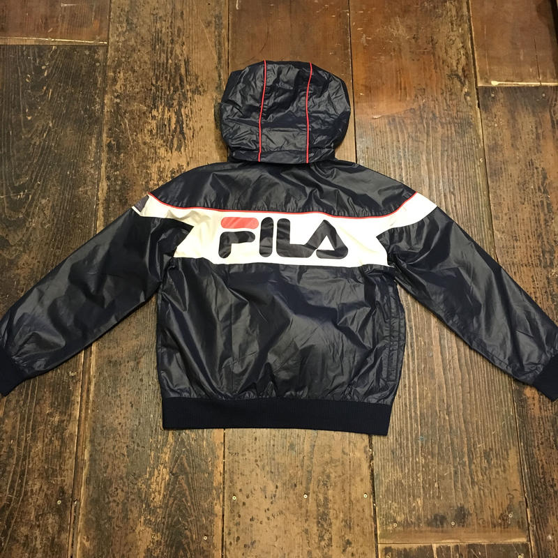 [USED] OLD FILA♡GORE-TEXのプルオーバー