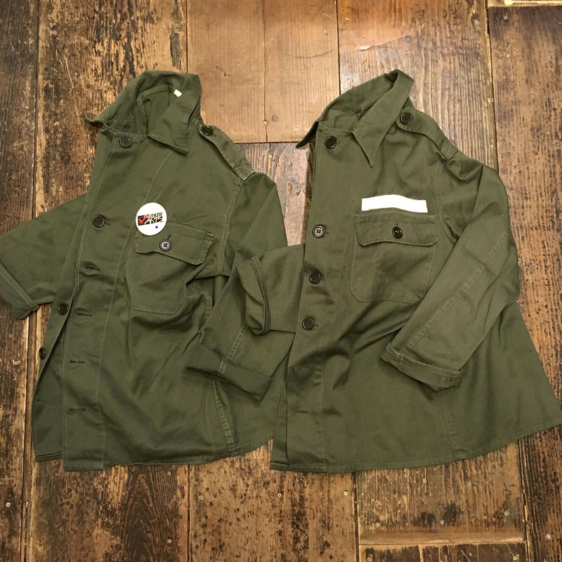 [USED] ポルトガル ARMY  JKT